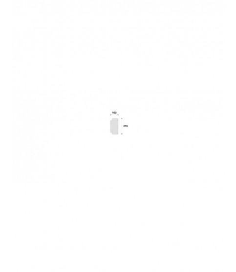 Cheie de bolta fereastra NCB104 200 x 100 x 170