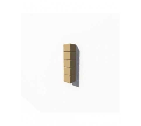 Coltar exterior NCL106 250/250 x 30 x 1000