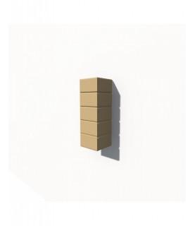 Coltar exterior NCL108 350/350 x 30 x 1000