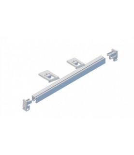 Sina tavan E30 de aluminiu cu un canal si accesorii incluse