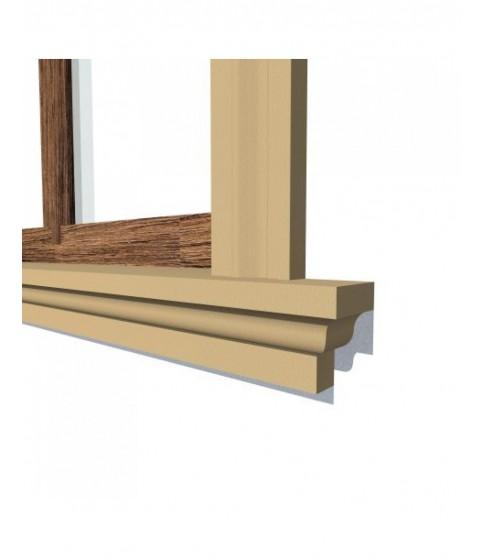 Solbanc decorativ fereastra NS111 110 x 75 x 2000