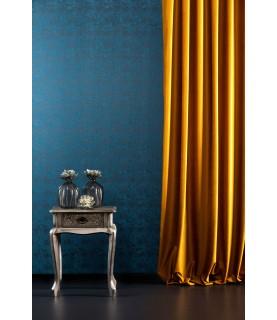 Draperie Deco catifea VELLUTO 18 mustar 280 cm