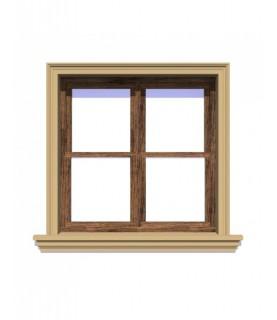 Ancadrament decorativ fereastra NA120 100 x 40 x 1250