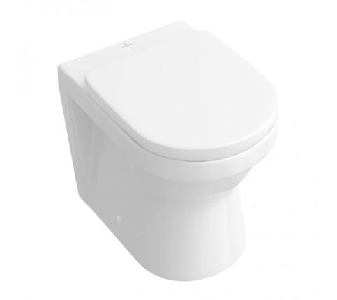 Vas WC stativ Villeroy & Boch, Architectura, rectificat, alb