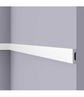 Brau decorativ polimer dur Wallstyl WD5 38x10x2000