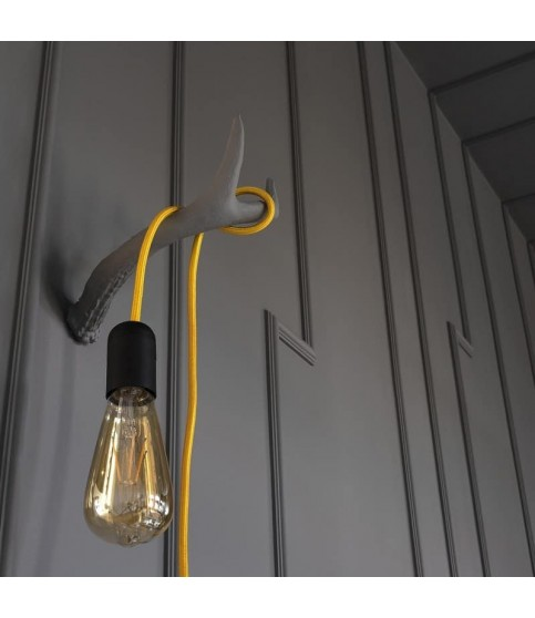 Brau perete decorativ polistiren dur Wallstyl WL7 25x13x2000