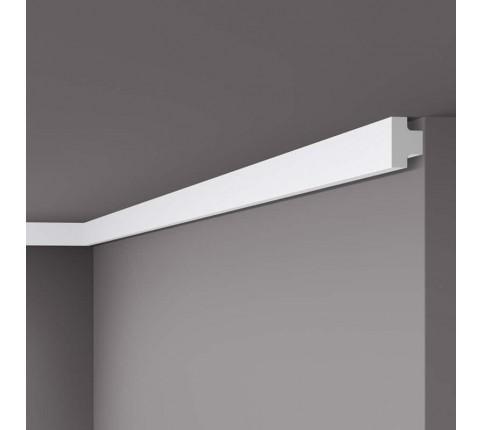 Cornisa / Brau polimer dur Wallstyl T40 30x20x2000