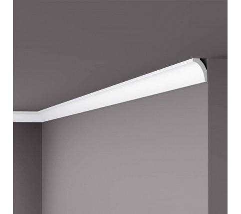 Cornisa tavan decorativa polimer dur Wallstyl WT8 30x20x2000