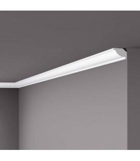 Cornisa tavan decorativa polimer dur Wallstyl WT7 16x22x2000
