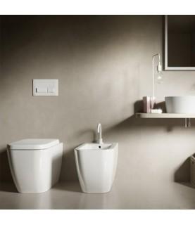 Hatria, Vas WC static, Bianca, rimless