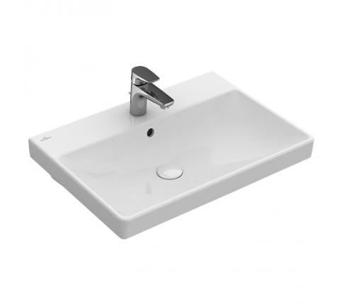 Lavoar suspendat Villleroy&Boch Avento dreptunghiular 60 cm alb alpin