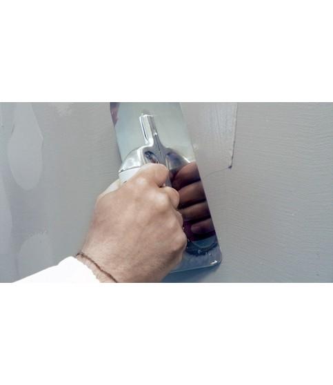 Vopsea decorativa alba MOMÀ pentru interior, 2,5 L