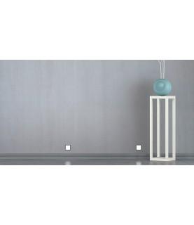 Vopsea decorativa alba MOMÀ pentru interior, 5 L