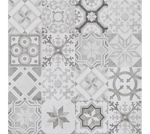 Gresie Concrete Style Inserto Patchwork