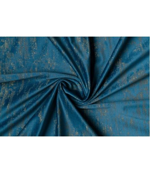 Draperie Lussuria albastru 05 280cm