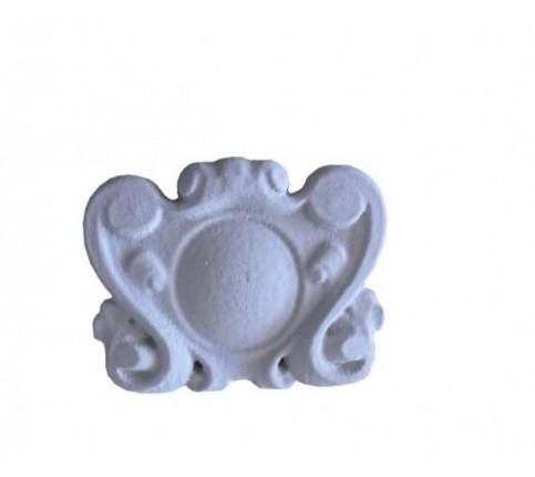 Profil Decorativ Exterior Cu Accent 3D A102 245X195X30