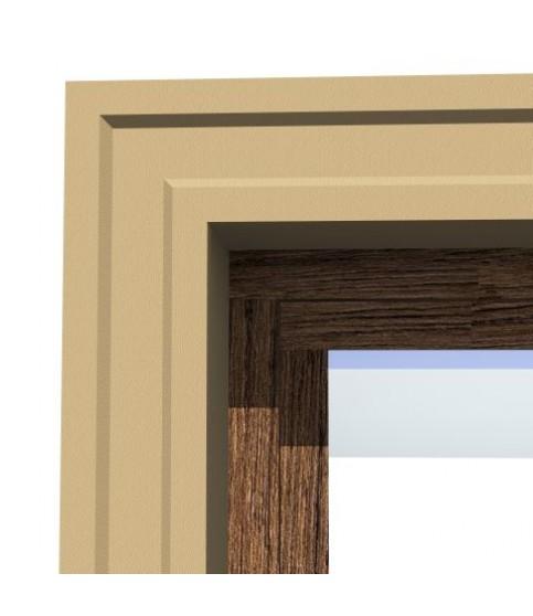 Ancadrament decorativ fereastra polistiren NA216 120X40X2000