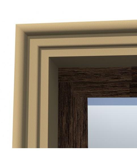 Ancadrament decorativ fereastra polistiren NA212 90X55X2000