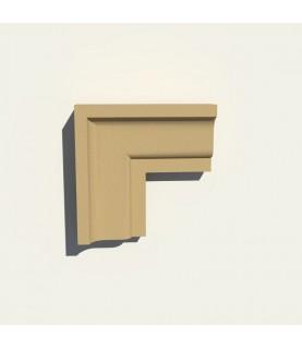 Set colt 90 grade Ancadrament Decorativ Fereastra Polistiren NA103 160X160X40