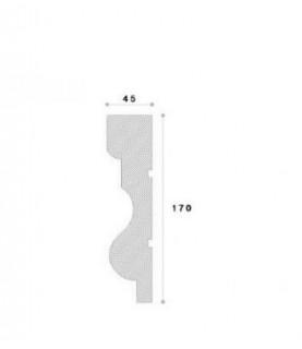 Brau Decorativ Exterior NC101 170x45x2000