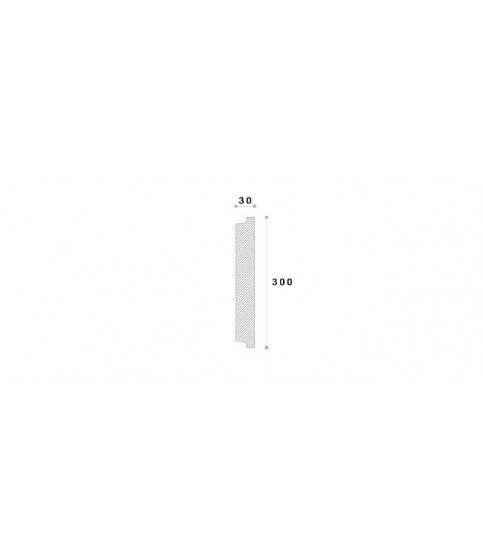 Coltar decorativ exterior NCL101 200X30X300