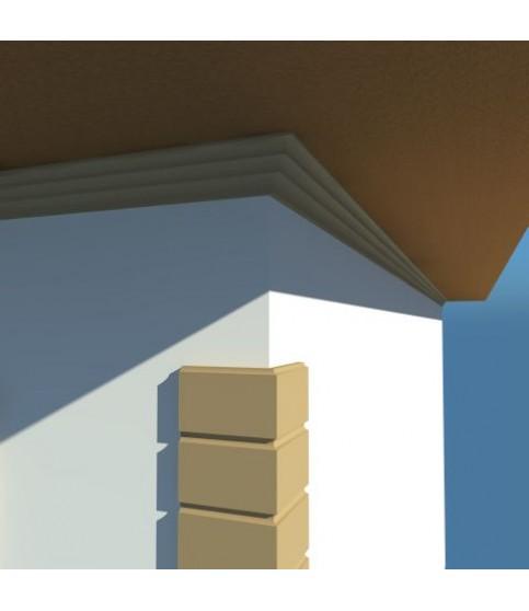 Cornisa Decorativa Exterior NC109 135X100X1250