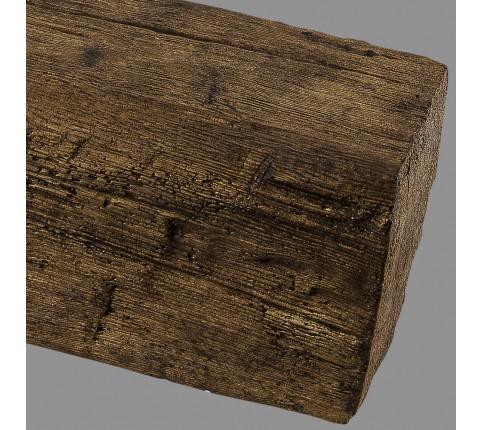 Barna/Grinda Imitatie Lemn Decorativa Dark Oak 60x95x4000