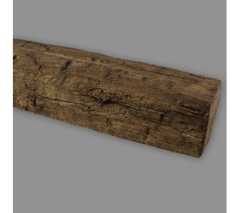 Barna/Grinda Imitatie Lemn Decorativa Dark Oak 125x195x4000