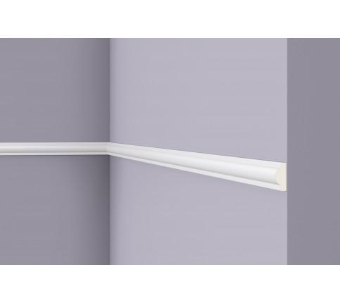 Brau alb decorativ poliuretan SP2 22x9x2000