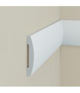 Brau Alb Decorativ Polimer Rigid B5 6.7X1.5X200