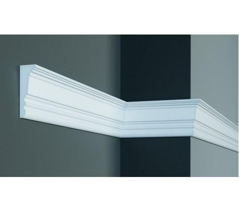 Brau alb decorativ poliuretan CR950 10.1X3.3X244