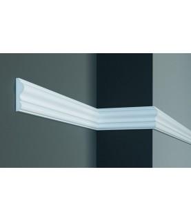 Brau alb decorativ poliuretan CR952 8X2.1X200