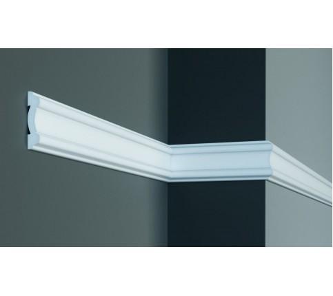 Brau alb decorativ poliuretan CR953 8X1.8X200