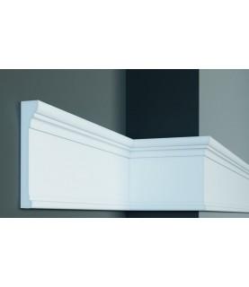 Brau Alb Decorativ Poliuretan CR960 19.6X3.4X200
