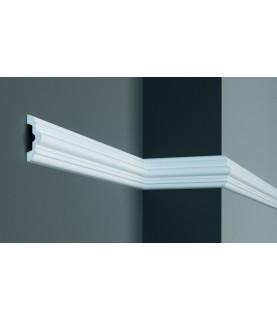Brau alb decorativ poliuretan CR963 8X2.6X200