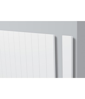 Lambriu alb decorativ polistiren WG1 10X79X2440