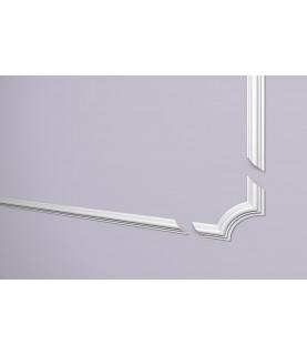 Coltar Alb Decorativ Arstyl Z103 40x145X145