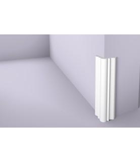 Coltar Alb Decorativ Wallstyl WE2 30x30X200