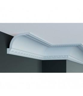 Cornisa Alba Decorativa Poliuretan C746 10.8x13.7x200