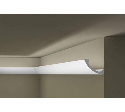Cornisa Alba Decorativa Polimer Dur WT3 80x110x2000