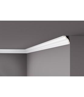 Cornisa alba decorativa poliuretan Z18 59x46x2000