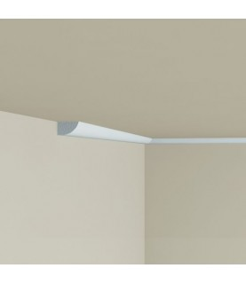 Cornisa Tavan Decorativa Polimer Rigid C1 1.1x1.9x200