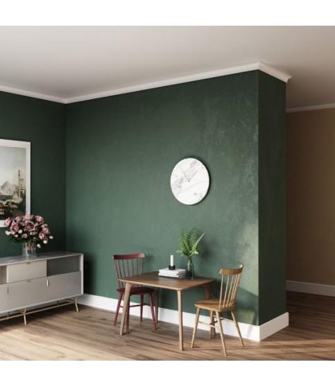 Cornisa Tavan Decorativa Polimer Rigid C12 5x7x200