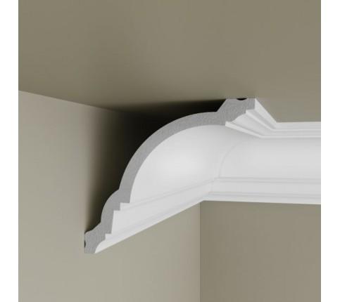 Cornisa Tavan Decorativa Polimer Rigid C18 11x12.4x200