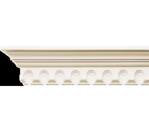 Cornisa alba decorativa poliuretan C707 6.1X8X200