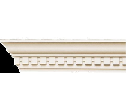 Cornisa alba decorativa poliuretan C708 5.5x7x200
