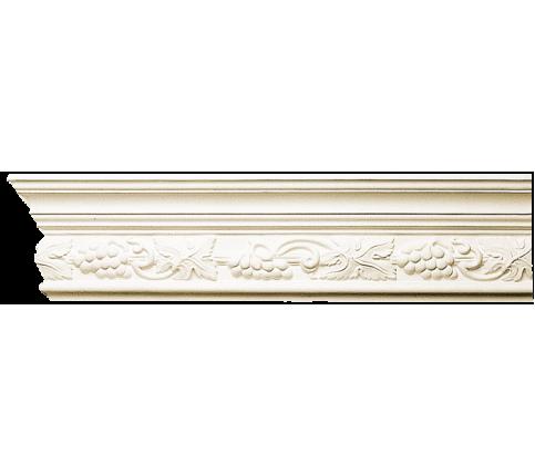Cornisa alba decorativa poliuretan C712 14x7x200