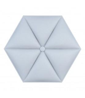 Panou Alb Decorativ 3D W332 3.8X40.4X46.6