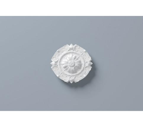Rozeta Alba Decorativa Tavan Arstyl R6 420MM