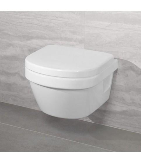 Vas wc suspendat Villeroy & Boch, Architectura, XXL, direct flush, alb